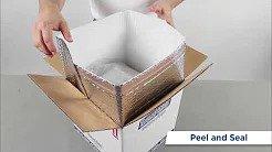 3D Box Liner Video
