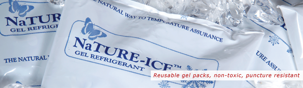 Thermal Shield - Nature Ice Gel Packs